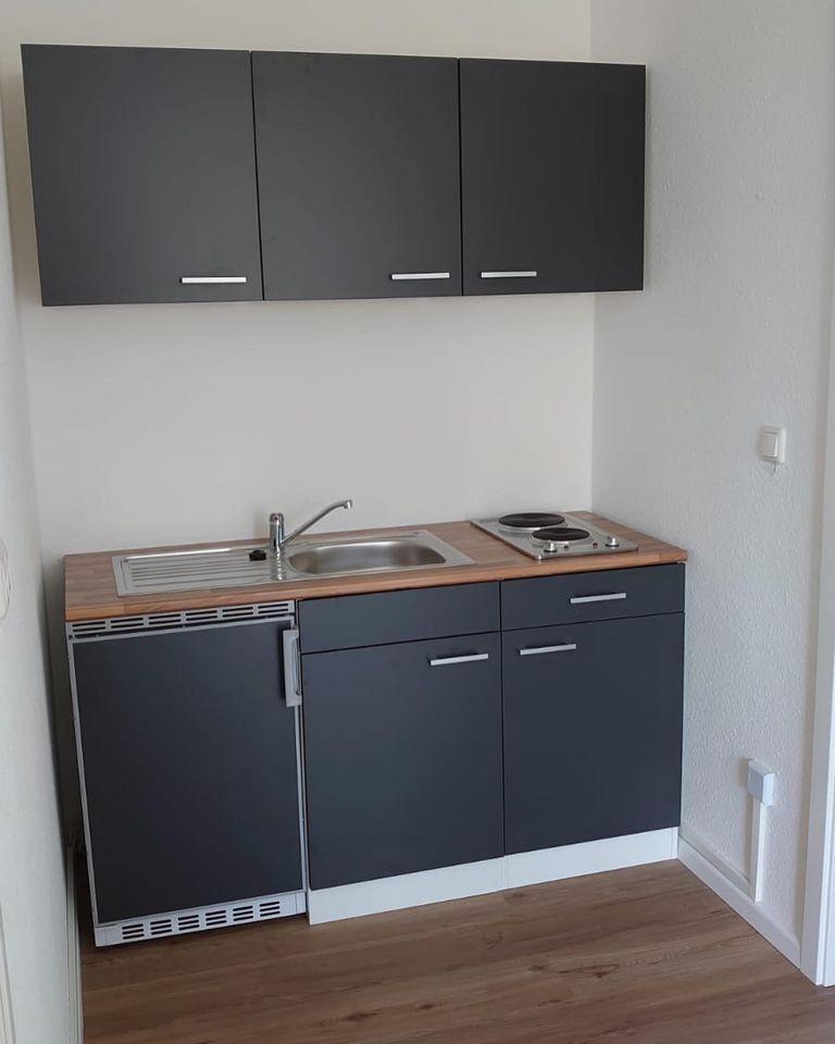 Renovierung 1-Zimmer-Apartment
